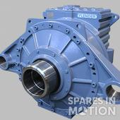 Gearbox Winergy PEAC 4280,7 for Nordex N43 wind turbine