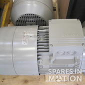 Yaw motor, with resolver, 3.6 MW