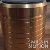 Yaw piston with pad for GE 1.5 MW