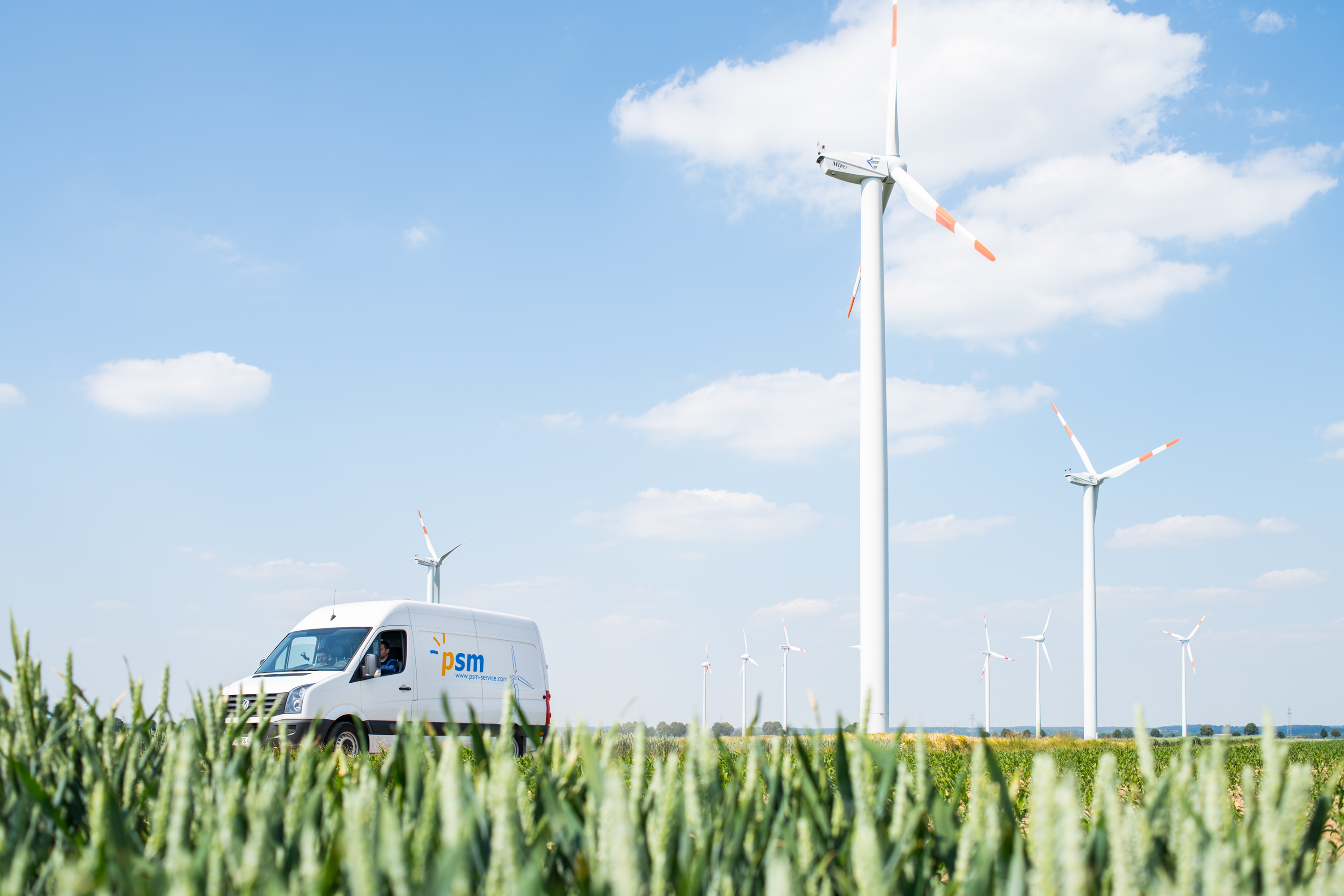 Maintenance and service especially for Dewind Senvion repower